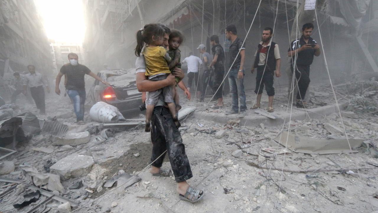 In mijn land geen oorlog